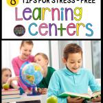 learning center tips